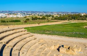 View of Paphos