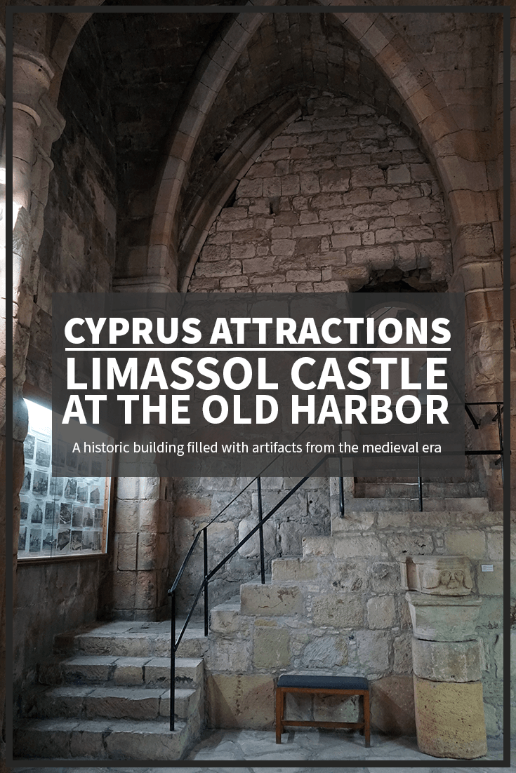 The Castle at Limassol