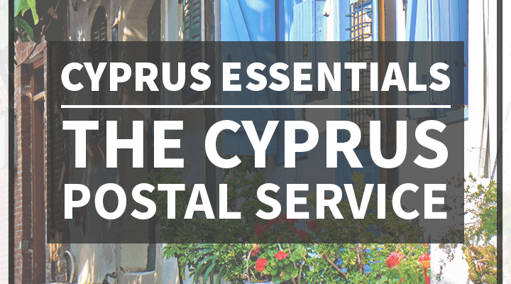The Cyprus postal service