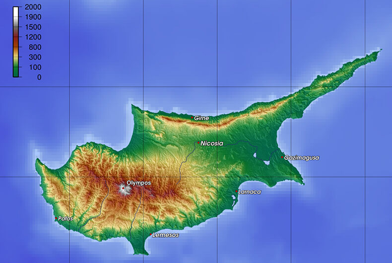 Cypriot Geography